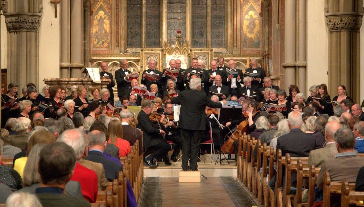 Ryde Chorus in Concert